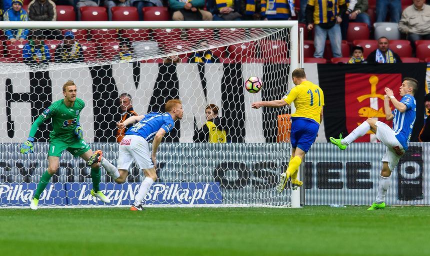 Pilka nozna , Puchar Polski final , Arka Gdynia - Lech poznan , Polish Cup Final Football