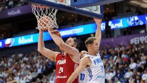 Polska Finlandia Eurobasket 2017