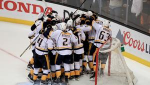 Nashville Predators v Anaheim Ducks - Game Seven