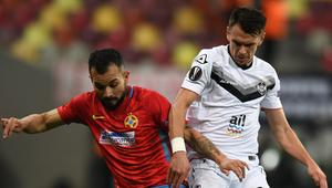 FC Steaua Bucharest vs Lugano