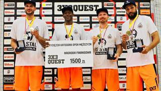 R8 Basket Kraków - 3x3 Quest MP Toruń 2017