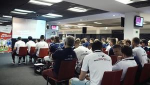 Kulisy konferencji szkoleniowej kadry Polish Soccer Skills