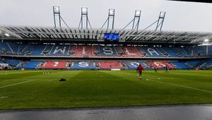 Wisła Kraków, stadion, widok