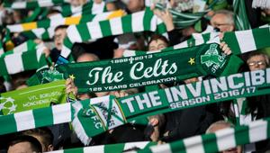 Celtic FC vs FC Bayern Munich