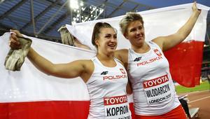 Malwina Kopron, Anita Włodarczyk