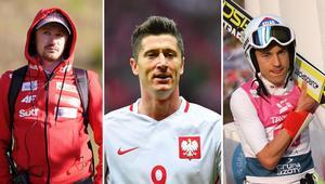 Małysz, Lewandowski i Stoch