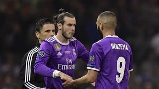 Benzema, Bale