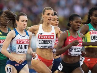 Angelika Cichocka 7. w finale 1500 m