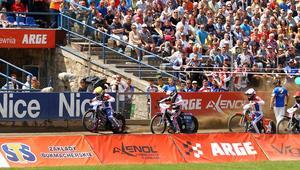 Arge Speedway Wanda Krakow - Zdunek Wybrzeze Gdansk