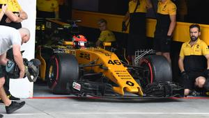 F1 In-Season Testing in Budapest - Day 2
