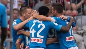 Bayern Munich vs SSC Naples