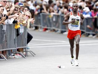 Geoffrey Kirui maratońskim mistrzem świata