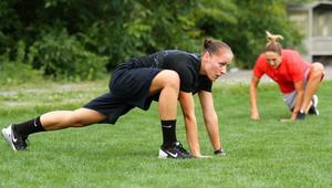 Wisla Can Pack Krakow - trening