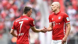 Ribery and Robben