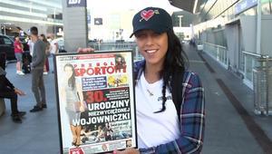 Joanna Jędrzejczyk: Albo walczę w Nowym Jorku, albo w tym roku wcale!