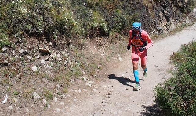 Tenzing Hillary Everest Marathon 2105 Robert Celiński