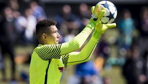 FC Barcelona VS FC Salzburg