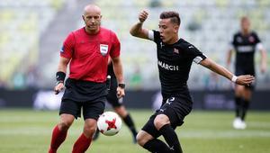 Pilka nozna. Ekstraklasa. Lechia Gdansk - Cracovia. 22.07.2017