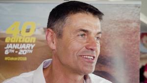 Krzysztof Hołowczyc: Dakar? Jeszcze mogę!
