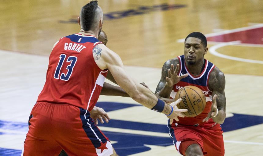 NBA: Washington Wizards vs Los Angeles Clippers