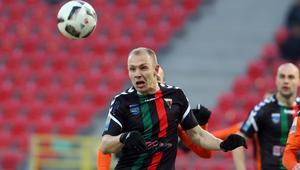 Pilka nozna. Nice I liga. GKS Tychy - Chrobry Glogow. 03.03.2018