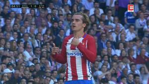 Skrót Real - Atletico 1:1