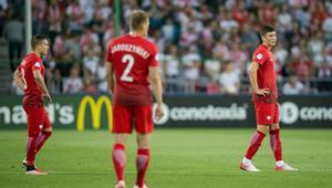 Anglia - Polska, U21
