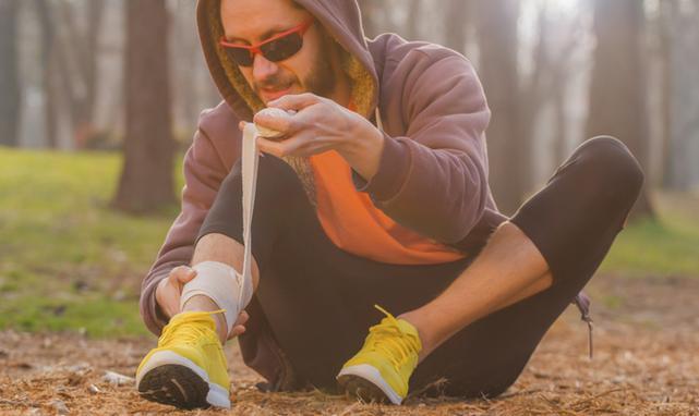 Większość biegaczy boryka się z kontuzjami