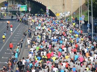 Prezydent Duda skłóci maratończyków?