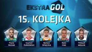 Wybierz z nami EkstraGola 15. kolejki!