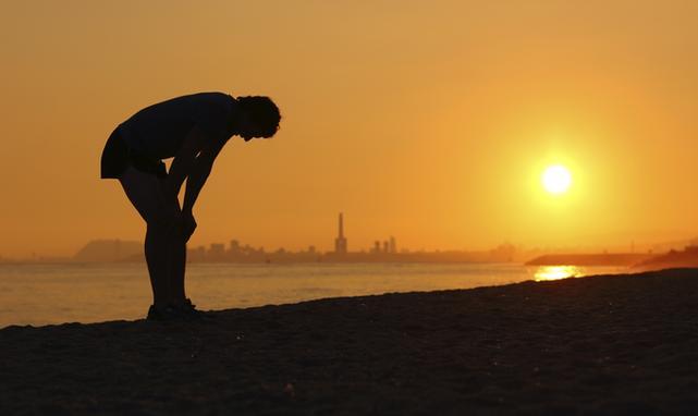 Bieganie kształtuje także charakter człowieka