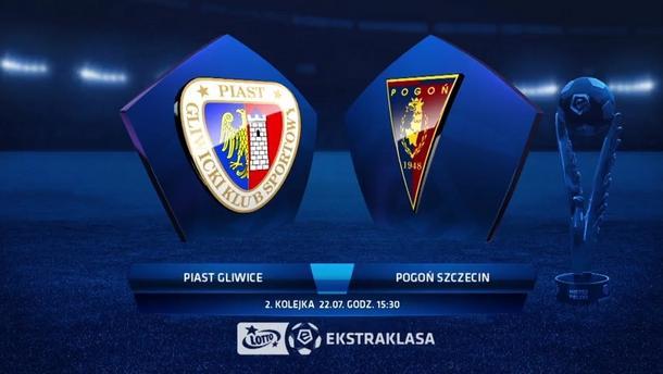 Piast Gliwice – Pogoń Szczecin