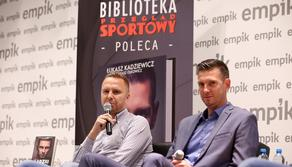 Siatkowka. Lukasz Kadziewicz. Promocja ksiazki. 18.08.2017