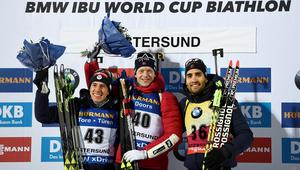 IBU Biathlon World Cup - Men 20 km Individual Competition