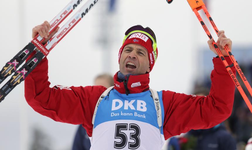 Biathlon Mistrzostwa Swiata