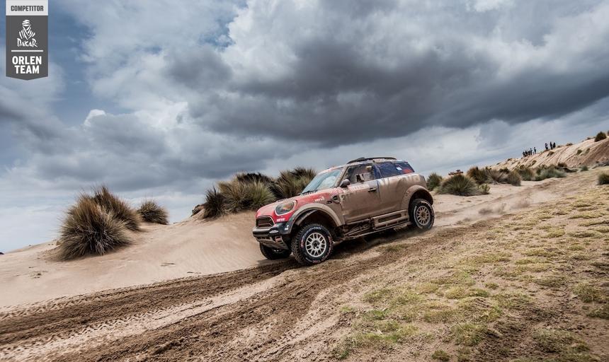 Rajd Dakar 2018 – etap 7. Przygoński czwarty na etapie maratońskim!