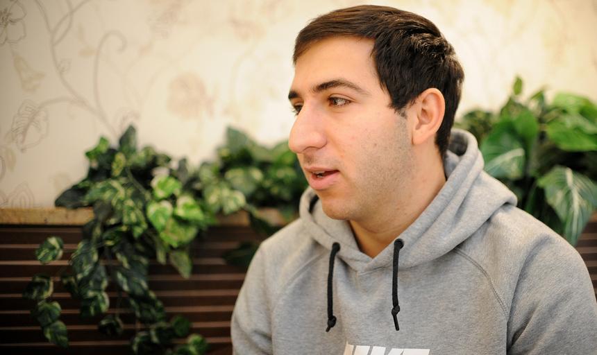 Aghwan Papikjan - Rakow Czestochowa