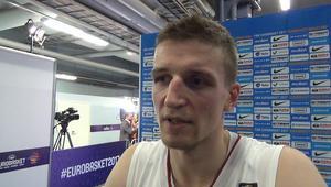 """Waczyński: """"W obronie przeciwko Islandii graliśmy naprawdę bardzo dobrze"""""""