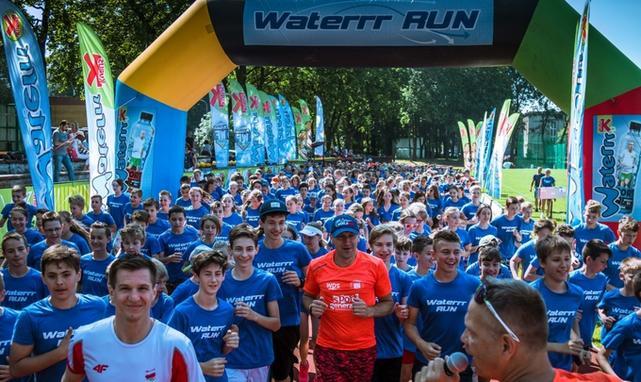 Kubuś Waterrr Run