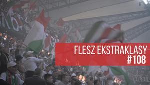 Flesz Ekstraklasy #108: Darmowe wejściówki nagrodą dla poszkodowanych kibiców Legii