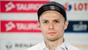 Spotkanie ze skoczkami przed Mistrzostwami Swiata w Lahti