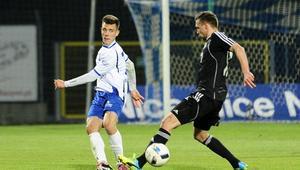Jakub Skoczylas MKS Kluczbork Robert Mandrysz Drutex-Bytovia