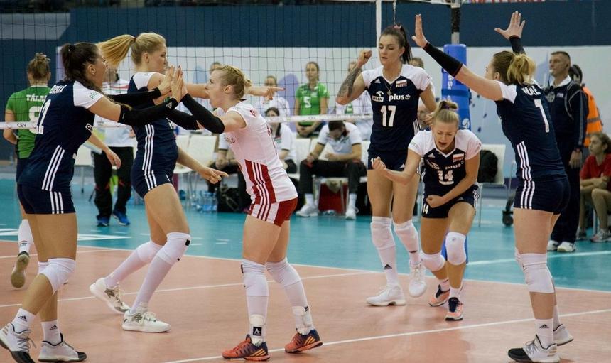 Mistrzostwa Europy siatkarek 2017: Polska – Węgry