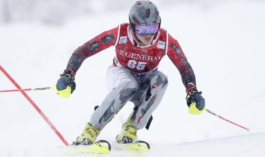 Puchar Swiata - slalom mezczyzn w Levi