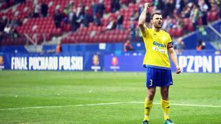 Pilka nozna. Puchar Polski. Lech Poznan - Arka Gdynia. 02.05.2017