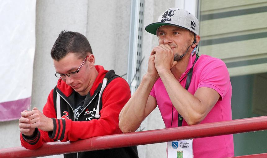 II Runda PGE Ekstraliga - KS ROW Rybnik - WTS SPARTA Wroclaw