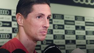 Audi Cup 2017. Torres: Finał z Liverpoolem będzie dla mnie wyjątkowy