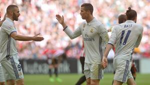 Bale Ronaldo Benzema