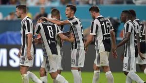 Soccer-PSG vs. Juventus