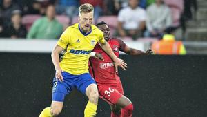 FC Midtjylland vs Arka Gdynia